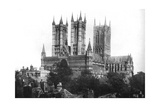 Lincoln Cathedral  1926