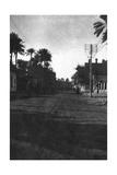 New Street  Baghdad  1918