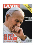 Front Cover of La Vie  Febuary 1991