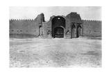 City Gate  Samarra  Mesopotamia  1918