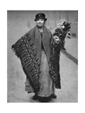 Flower Girl  London  1926-1927