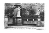 Florence Nightingale Memorial  Derby  1937
