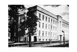 Radium Institute  Warsaw  Poland  1932