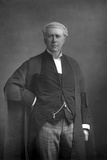 Frank Lockwood (1846-189)  English Lawyer and Politician  1890