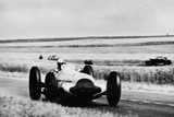 3 Litre Mercedes in Action  French Grand Prix  Rheims  1938
