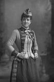 Zelie De Lussan (1861-194)  American Mezzo-Soprano  1893