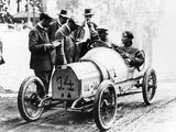 Bugatti Type 13 Which Competed at the French Grand Prix  Le Mans  1911