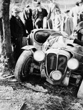 Crash of the Le Mans 24 Hours Winner at Spa  Belgium  1938