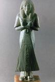 Shabti or Ushabti  a Funerary Figurine  Egypt  18th Dynasty