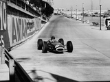 Graham Hill  Monaco Grand Prix  1964