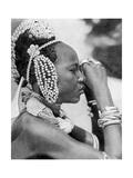 A Nigerian Girl  1936