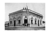 Police Magistrate's Office  Carapegua  Paraguay  1911
