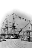 HMS Victory  Portsmouth  Hampshire  Early 20th Century