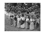 Banana Carriers  Jamaica  C1905