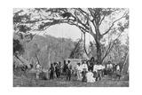 Paraguayan Tea Gathering  Paraguay  1911