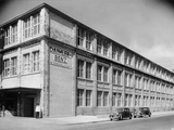 The Daimler-Benz Factory  Stuttgart  Germany  C1950