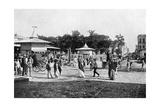 Market Place  Asuncion  Paraguay  1911
