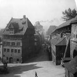 Albrecht Durer's House  Nuremberg  Germany  C1900