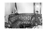 Yasser Arafat and Saddam Hussein  Iraq  1987