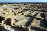 Ruins  Kerkouane  Tunisia  4th-3rd Century Bc