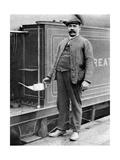 A Train Driver  London  1926-1927
