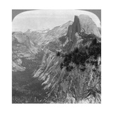Mirror Lake  Half Dome and Clouds Rest  Yosemite Valley  California  USA  1902