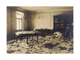 A Room after a Search  Russia  Early 20th Century