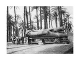 The Statue of Rameses II  Cairo  Egypt  C1920S