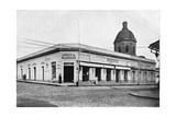 Calle Palmas  Asuncion  Paraguay  1911