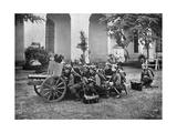 Paraguayan Artillery  Paraguay  1911