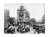The Elephant and Castle  London  1926-1927