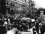 Liberation of Paris  25 August 1944