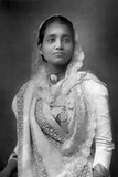 The Maharani of Koch Bihar  West Bengal  India  1893