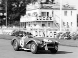 Tony Brooks in Aston Martin Db3S  Goodwood 9 Hours  West Sussex  1955