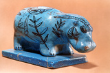 Ancient Egyptian Hippopotamus Figurine  16th Century BC