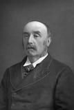 Lewis Morris  British Poet  1890
