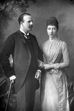 The Duke and Duchess of Fife  1890