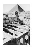 The Sphinx Temple  Cairo  Egypt  C1920S