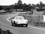 Porsche 550A Rs Coupe  Le Mans 24 Hours  France  1956