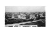 Government House  Calcutta  India  C1925