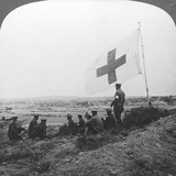 The British Red Cross in the Field  Ready for its Errand of Mercy  World War I  C1914-C1918