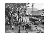 Jubilee Market Square  Kingston  Jamaica  C1905