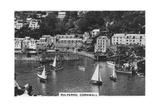 Polperro  Cornwall  1936