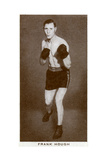 Frank Hough  British Boxer  1938