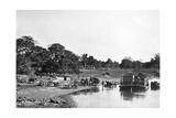 River Scene  Rio Corrientes  Paraguay  1911