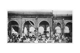 Maliks' Ghat  Calcutta  India  C1925