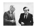 Mikael Tariverdiev and Andrey Petrov  Soviet Composers  1975