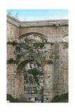 Roman Arch  Constantine  Northeast Algeria