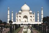 Taj Mahal  Agra  India  1632-1654