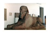 The Sphinx of the Queen Hatschepsut  1450